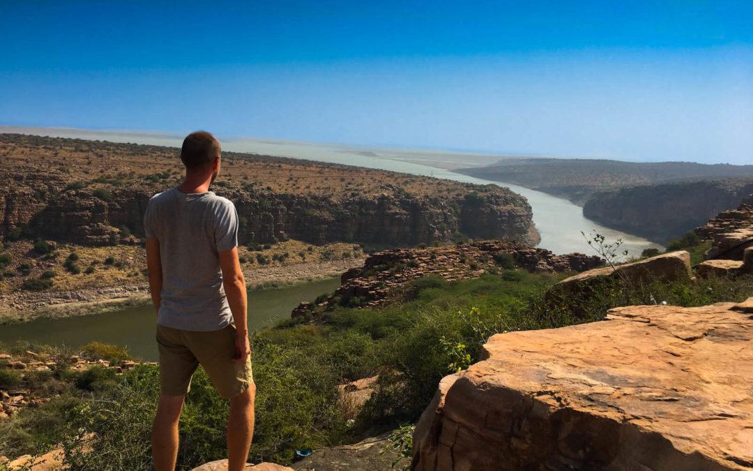 Gandikota – The Grand Canyon of India