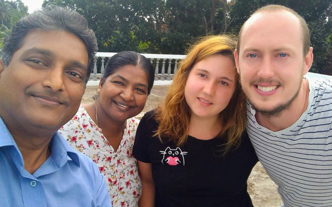 All's Well that Ends Well in Sri Lanka: A Story of Vampires, Drunks and Racists