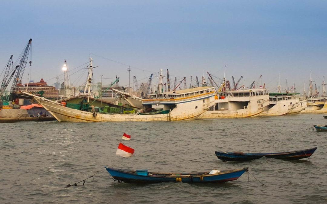 Sunda Kelapa Harbour: Exploring the Old Port of Industrial Jakarta