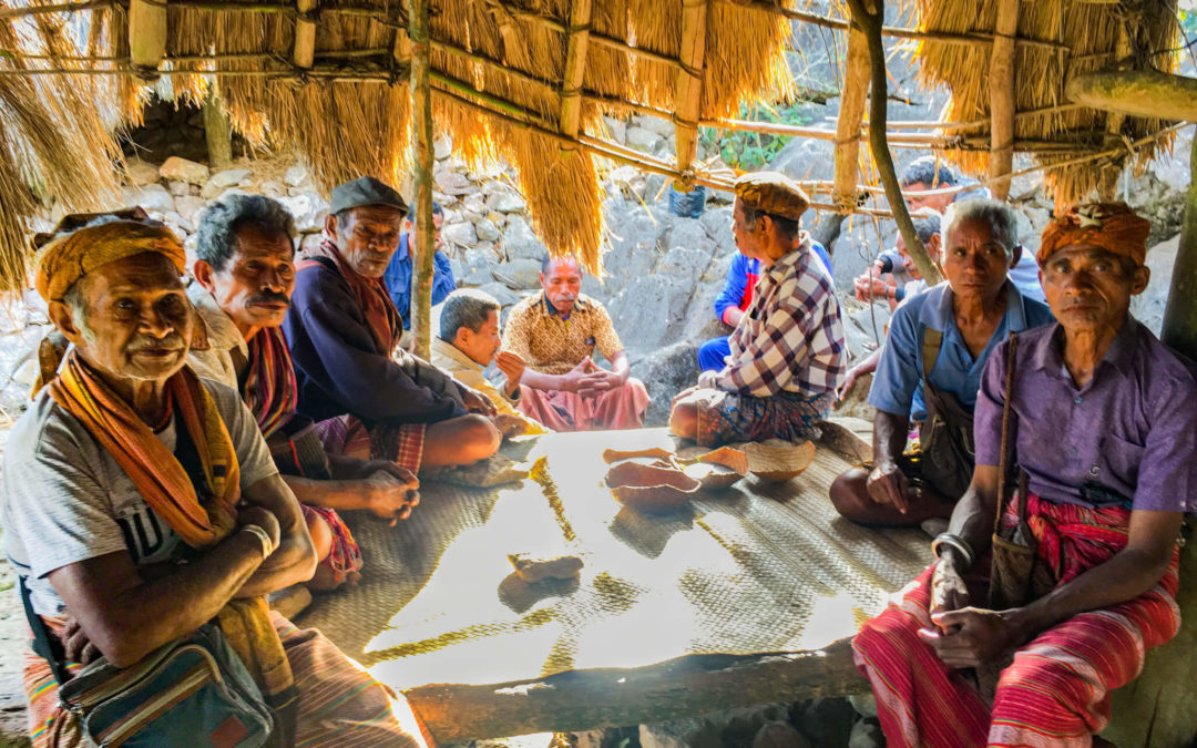 West Timor: A Night in Tamkesi Traditional Village
