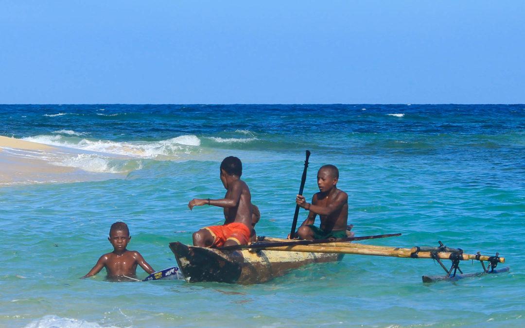 On Rough Seas – Vanimo to Aitape