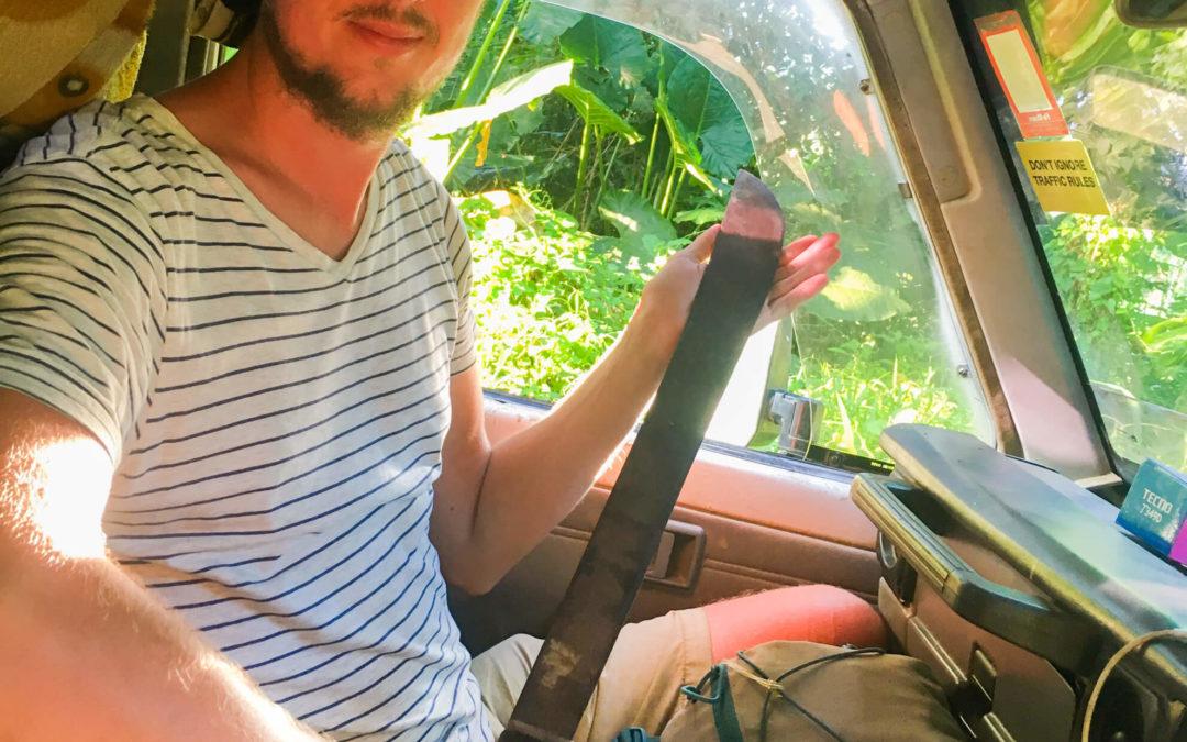 Papua New Guinea: A Tale of Bandits and Bush Knives