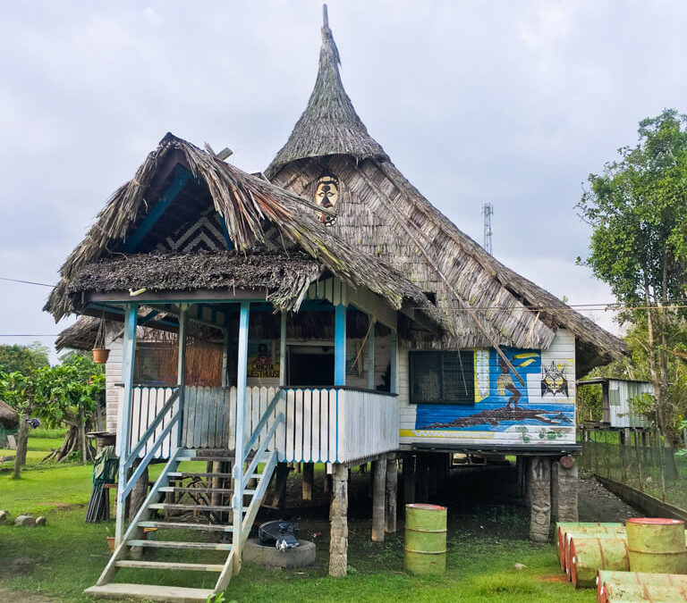 Pagwi: Gateway to the Sepik River