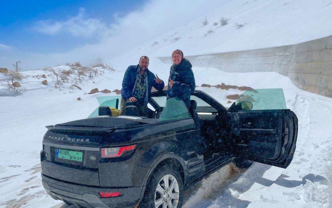 Hermel & Beyond: Road Tripping Remote Lebanon