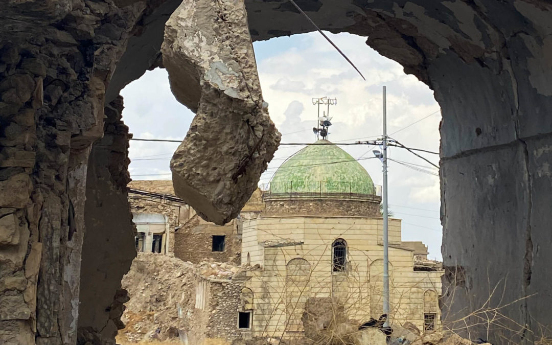 Life After ISIS: Visiting Mosul and Hatra